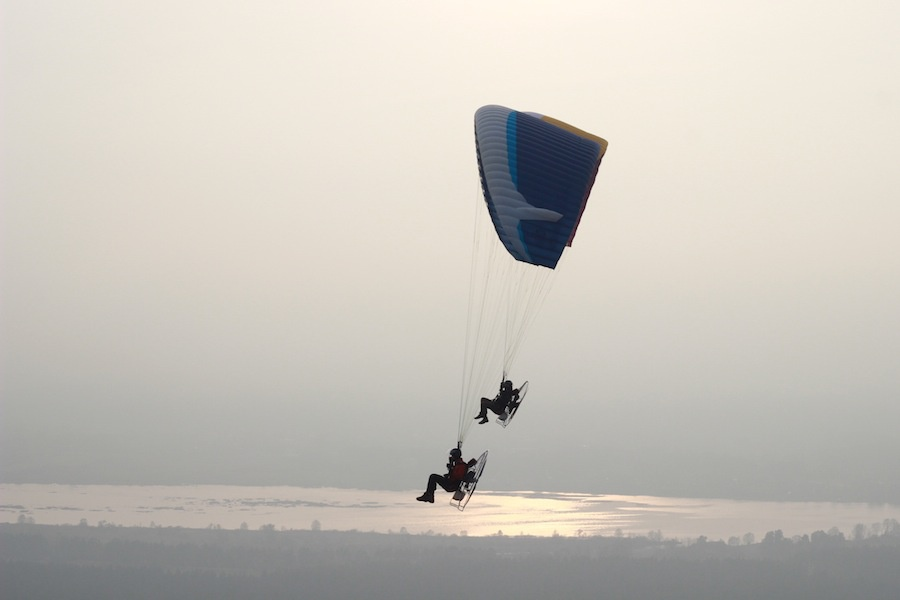 About the Powered Paraglider / Paramotors / Paragliding Club and